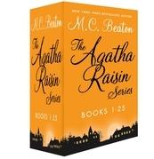 The Agatha Raisin Series, All Books Thus Far