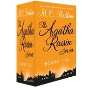 The Agatha Raisin Series, All Books Thus Far