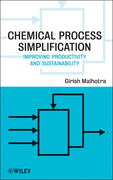 Chemical Process Simplification: Improving Productivity and Sustainability