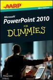 AARP PowerPoint 2010 For Dummies