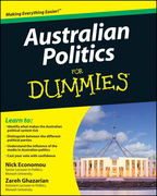 Australian Politics For Dummies