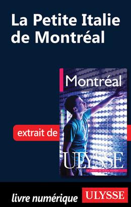 La petite Italie de Montréal