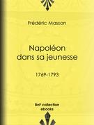 Napoléon dans sa jeunesse
