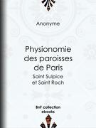 Physionomie des paroisses de Paris