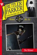 Butler Parker 87 - Kriminalroman