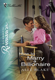 How To Marry A Billionaire (Mills & Boon M&B)