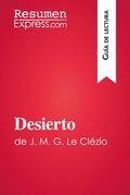 Desierto de J. M. G. Le Clézio (Guía de lectura)