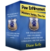 Paw Enforcement Mysteries, Thus Far
