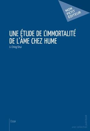 Une étude de l'immortalité de l'âme chez Hume