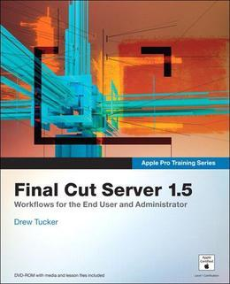 Apple Pro Training Series: Final Cut Server 1.5, Adobe Reader