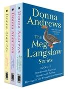 The Meg Langslow Series, Books 1-3