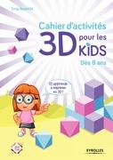 Cahier d'activités 3D pour les kids