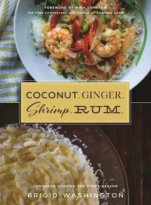 Coconut. Ginger. Shrimp. Rum.
