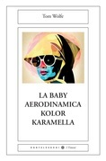 La baby aerodinamica color karamella