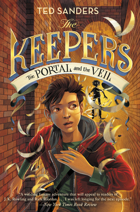 The Keepers #3: The Portal and the Veil