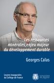 Les ressources minérales, enjeu majeur du développement durable