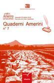 Quaderni Amerini n°7