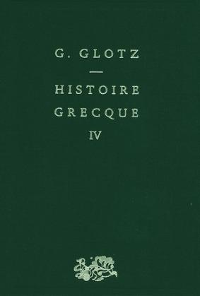 Histoire grecque. Tome 4