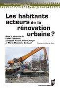 Les habitants: acteurs de la rénovation urbaine?