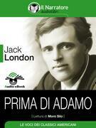Prima di Adamo (Audio-eBook)