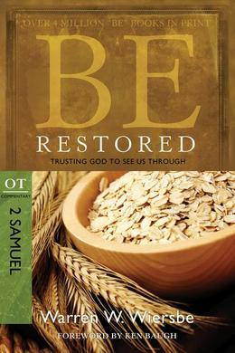 Be Restored (2 Samuel &amp; 1 Chronicles)