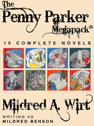 The Penny Parker Megapack: 15 Complete Novels