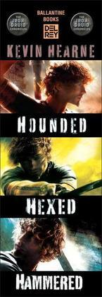 The Iron Druid Chronicles 3-Book Bundle: Hounded, Hexed, Hammered