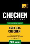T&p English-Chechen Vocabulary 7000 Words