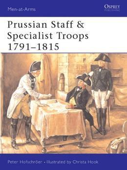 Prussian Staff & Specialist Troops 1791-1815