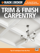 Black & Decker Trim & Finish Carpentry