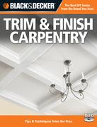 Black & Decker Trim & Finish Carpentry