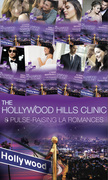 Hollywood Hills Collection (Mills & Boon e-Book Collections)