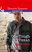 One Tough Texan (Mills & Boon Intrigue) (Cattlemen Crime Club, Book 3)
