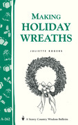 Making Holiday Wreaths