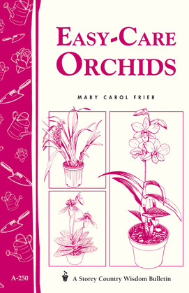 Easy-Care Orchids: Storey's Country Wisdom Bulletin A-250