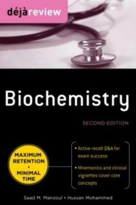 Deja Review Biochemistry, Second Edition