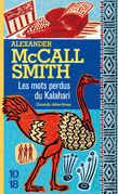 Les mots perdus du Kalahari