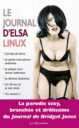 Le journal d'Elsa Linux