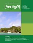 Volume 10 Numéro 3   2011 - Les petits États et territoires insulaires face aux changements climatiques : vulnérabilité, adaptation et développement - VertigO