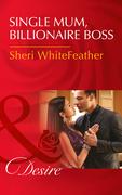 Single Mom, Billionaire Boss (Mills & Boon Desire) (Billionaire Brothers Club, Book 2)