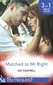 Matched To Mr Right (Mills & Boon By Request) (Happily Ever After, Inc., Book 1)