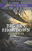Big Sky Showdown (Mills & Boon Love Inspired Suspense)