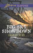 Big Sky Showdown (Mills & Boon Love Inspired Suspense)
