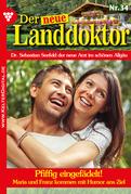 Der neue Landdoktor 34 - Arztroman