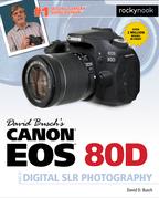 David Busch's Canon EOS 80D Guide to Digital SLR Photography