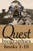 Quest Biographies Bundle — Books 1–10