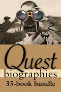 Quest Biography 35-Book Bundle