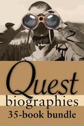 Quest Biography 35-Book Bundle