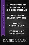 Understanding Canadian Law Three-Book Bundle