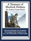 A Treasury of Sherlock Holmes: With linked Table of Contents